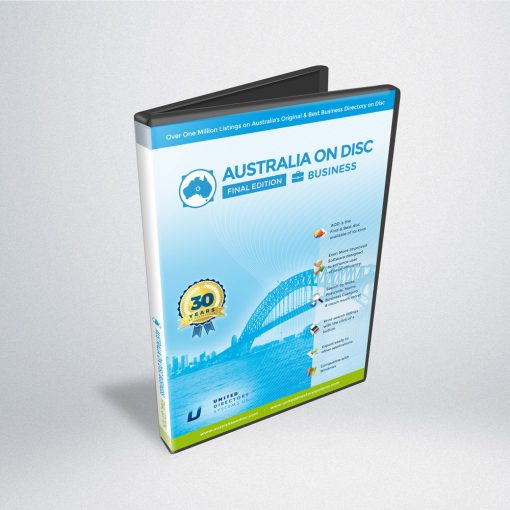 Australia On Disc Business Edition